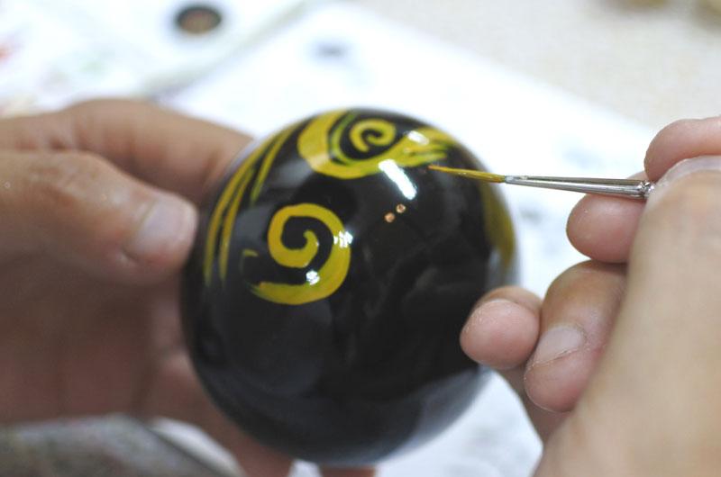會津漆器 木之元漆器店